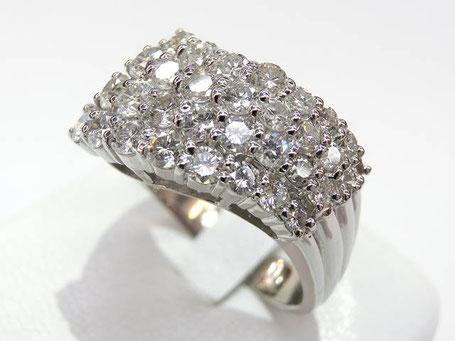 ダイヤモンド 手入れ方法
