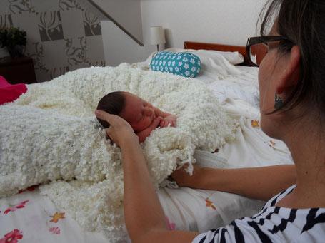 newborn fotografie achter de schermen