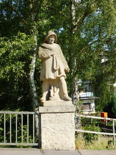 letzte Fährmann Balduinstein Martin Heil Lahn Brücke