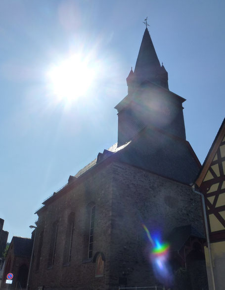 Balduinstein Pfarrkirche St. Bartholomäus