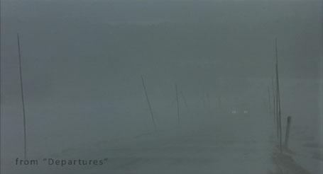 Departures 2008 - nella nebbia