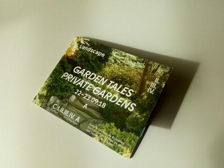 Garden Tales CIVA - Marguerite Ferry - Urban Garden designer - Brussels - Landscape design