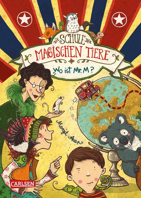 Die Schule der magischen Tiere Bd 7 11|2015 CARLSEN