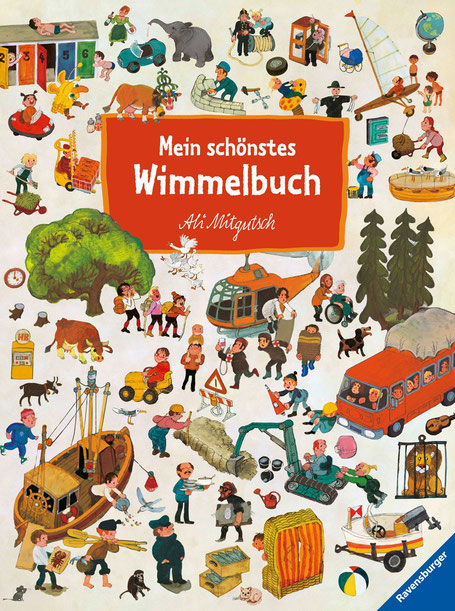 Mein schönstes Wimmelbuch 08|2015 Ravensburger