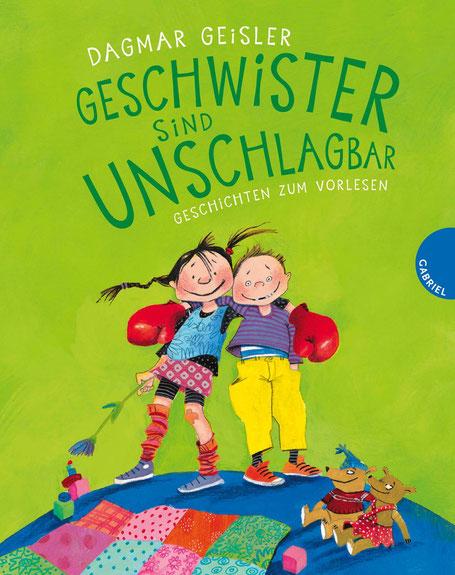 Geschwister sind unschlagbar 01|2016 Thienemann-Gabriel