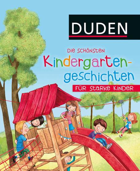 Die schönsten Kindergartengeschichten 02|2016 DUDEN