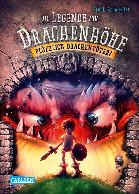 Die Legende von Drachenhöhe Bd1 10|2015 CARLSEN