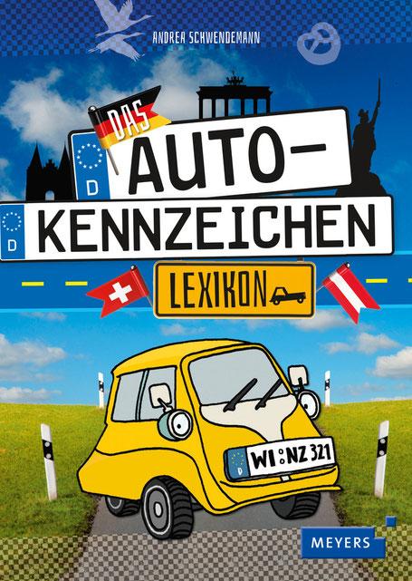 Das Autokennzeichen-Lexikon 05|2015 Fischer|Meyers