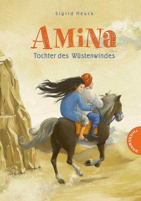Amina 04|2016 Thienemann