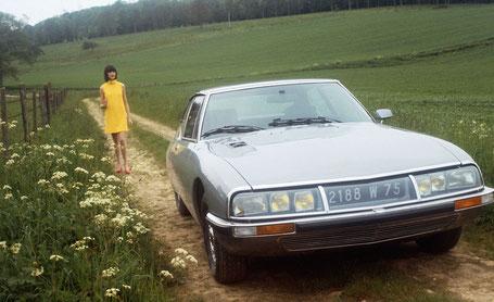 Citroën SM