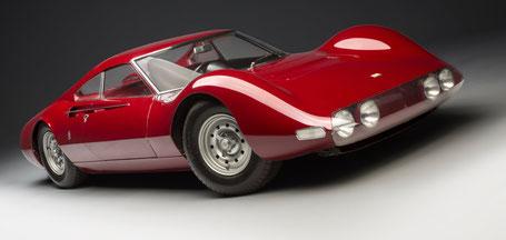 Dino 206 P Berlinette Speciale  1965