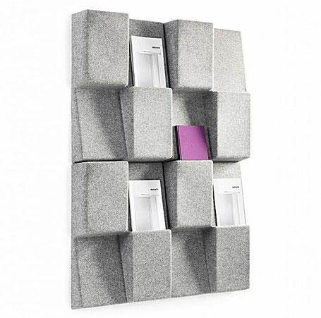 Akustikpanel, Akustikwand, Designakustik, Nachhall im Büro reduzieren, Akustik Design