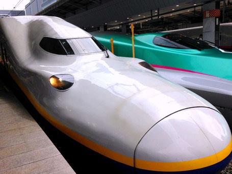 die Bahn kommt in Japan
