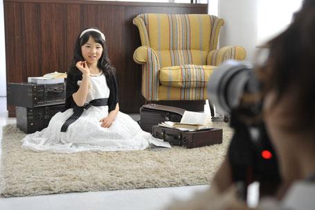 七五三撮影 お宮参り撮影 1歳記念撮影