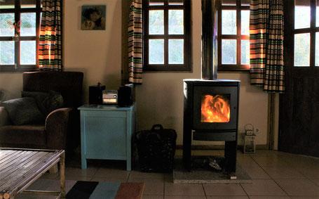 Behaaglijke warmte in al onze overwinterhuizen