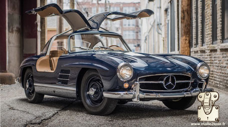 Mercedes-Benz 300 SL - 1955