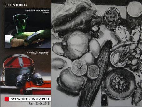 """Einladung """"Stilles Leben"""" Eschweiler"""