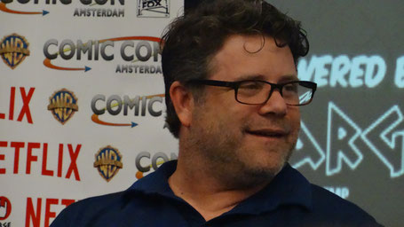 Sean Astin at Comic Con Amsterdam