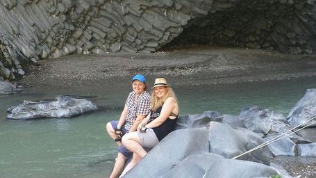 Movie Trips: Sicily - Alcantara Gorge
