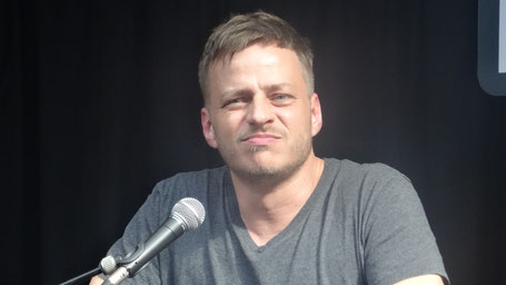 Tom Wlaschiha at FACTS convention
