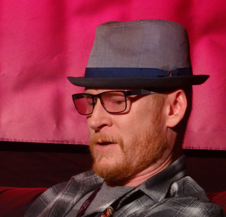 Cb Movie App >> Meeting Zack Ward at Weekend of Hell - Conmose