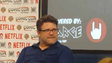 Sean Astin at Comic Con Amsterdam