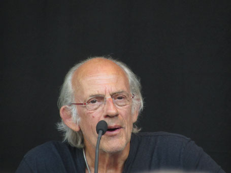 Christopher Lloyd at FACTS convention
