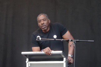 Ernie Hudson at FACTS convention