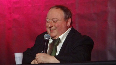 Laurence R Harvey at Weekend of Hell