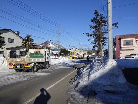 広尾町排雪ボランティア