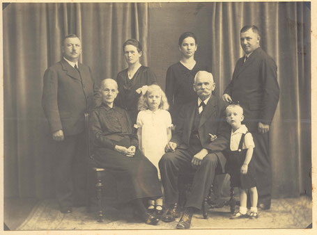 Fam. Wagner 1935