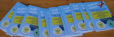 Dorffescht Zielebach, Festführer 2017, Zielebach