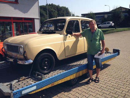 Renault R4 1985