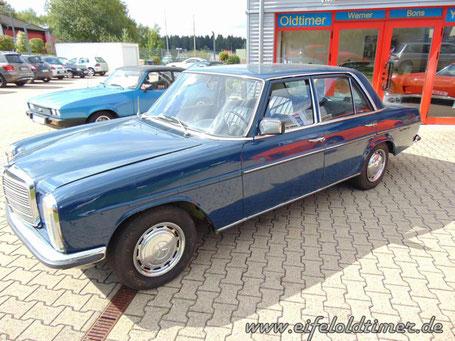 Mercedes 200D /8