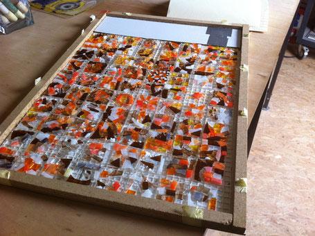 Glasbilder Sonnenfanger Gartenstecker Aus Glas Diy Durchblick