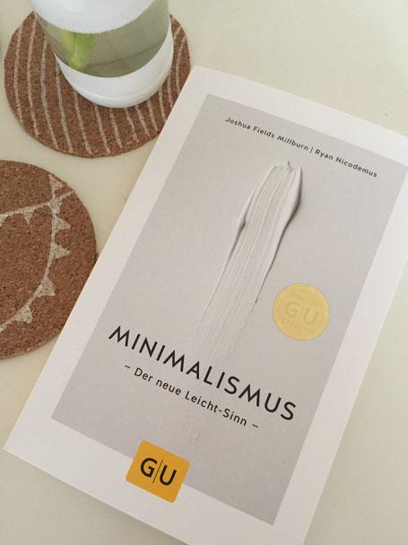"""myGREENhome Minimalismus Buchtipp Leichtsinn Nachhaltig Leichtigkeit GU Verlag """"Joshua Fields Millburn"""" """"Ryan Nicodemus"""""""