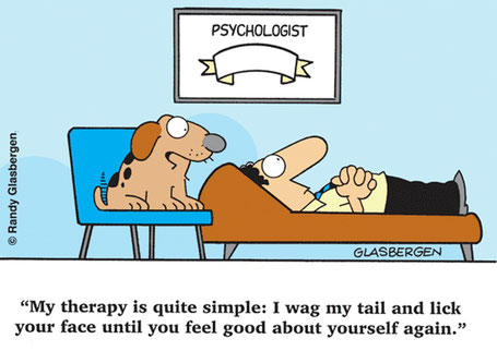 Séance de thérapie