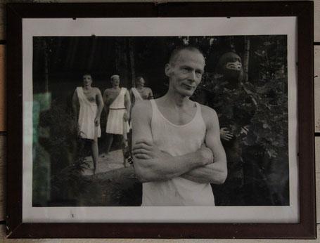 Вяйё  Рёнккёнен, финский скульптор