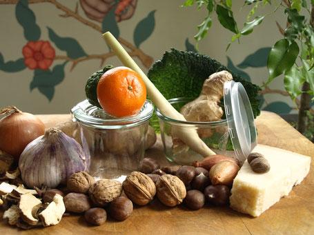 plats du jour en bocaux, chef à domicile dans la Drôme