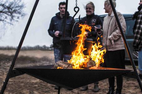 Basale barbecue bbq