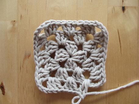 Granny Square Häkeln Macht Glücklich Crochet Addict With No