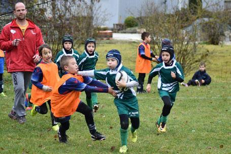 Ecole de Rugby Montagne Noire Haut Languedoc