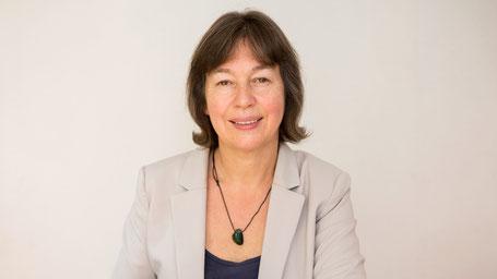 Die Bremer Astrologin Christine Keidel-Joura
