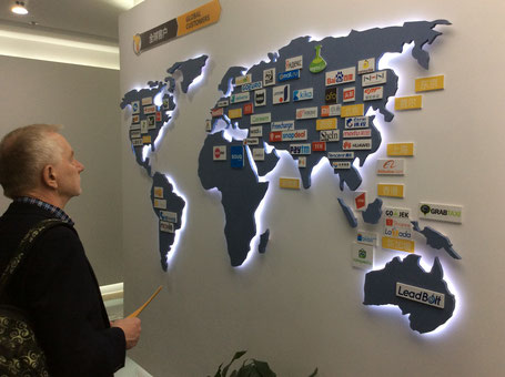 Yeahmobi´s customers all over the world