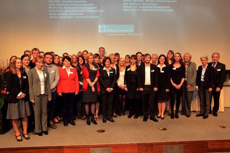 Die besten Auszubildenden bei den Freien Berufen in NRW