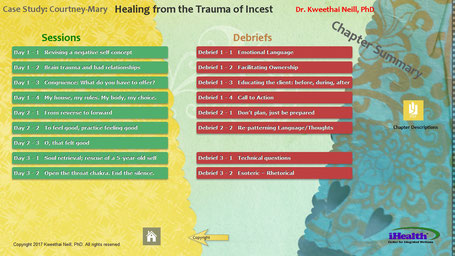 Chapter selection from Healing the Trauma of Incest