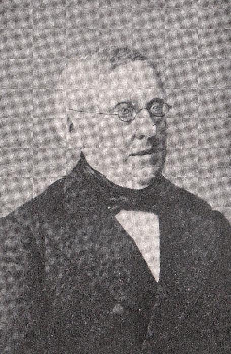 Buchhändler und Verleger Carl Brünslow