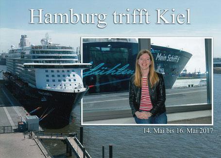 Anika Selzer auf der neuen Mein Schiff 6