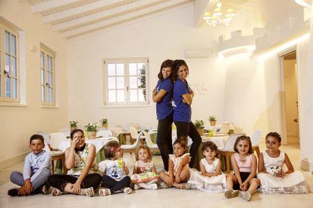 animazione per bambini per Matrimoni, Comunioni e Battesimi