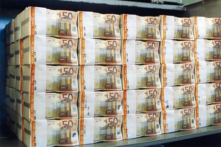Norwegens größte Bank DNB will das Bargeld abschaffen. (Foto: dpa)
